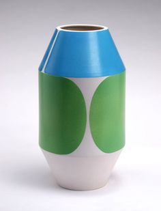 'Oggetti Lenti' vase, by Pierre Charpin, for Design Gallery Milano, 2008