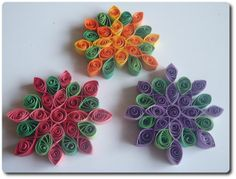 Free Quilling Patterns Online | Vintage Quilling Items – Adaptive tools, Quilling supplies and