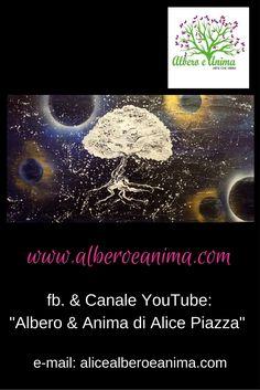 Mi chiamo Alice Piazza e sono un'artista autodidatta ed una spiritualista. Dipingo Tele Spirituali che Vibrano e ti aiutano, a lavorare in modo autonomo, nel tuo percorso di crescita personale e spirituale.