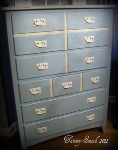 Custom Dresser.