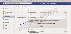 Facebook,Guardar enlaces , notificaciones y aviso de privacidad para 2015