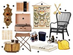 Wes Anderson-Inspired Decorating Tips and Decor - Page 4 of 6 | NYLON