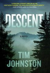 Hungry for Good Books?: Descent by Tim Johnston is a great literary thriller.