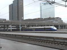 Oslo S - trainstation