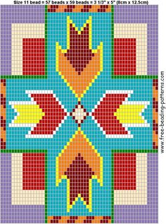 Northwestern tribal pattern