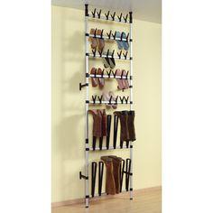 RUCO Telescopic Shoe and Boot Shelf