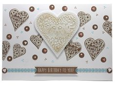 Craftwork Cards Blog: Beautiful Papers... it's Beau Papier of course!