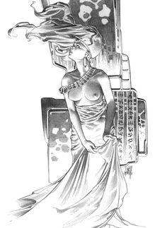 MissBB - Art of Tomas Giorello 038 Ink Pen Drawings, Animated Cartoons, Black Is Beautiful, Manga, Line Art, Storytelling, Monsters, Pin Up, Artsy