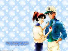 Kazuha Toyama x Hattori Heiji  The Chain of Love