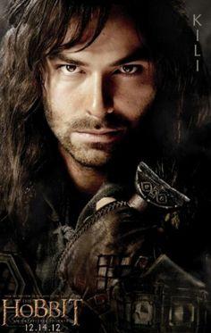 The hobbit ♡...... Ok I'm in love with kili.