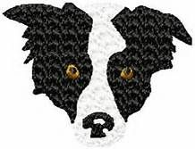 Border Collie Applique - Yahoo Image Search results