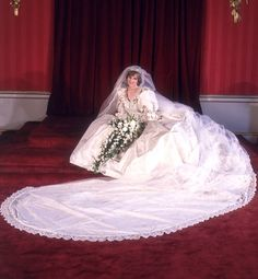 Style Evolution: Princess Diana