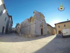 Terremoto, Norcia e Umbria contano i danni | Distrutto patrimonio culturale