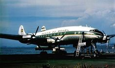 Lockheed L.049-46-26 Constellation by Panair do Brasil, via Flickr