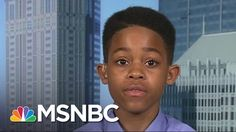 Sixth Grader Explains Support For Bernie Sanders | MSNBC