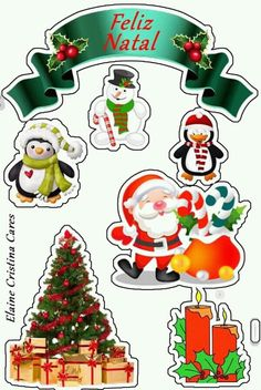 Topo Christmas Holidays, Christmas Crafts, Merry Christmas, Xmas, Christmas Ornaments, Christmas Clipart, Christmas Printables, Diy And Crafts, Paper Crafts