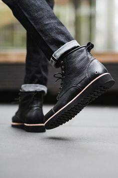 preludetoreality: I Love Ugly Edmund Boots