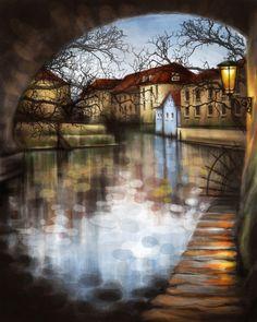 Under the Bridge by Just Miu