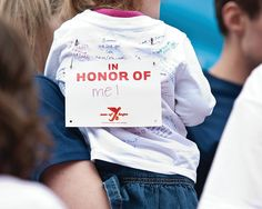 The annual Run of Hope was found in 2009 and benefits the Pediatric Brain Tumor Research Fund of Children's Hospital Seattle.