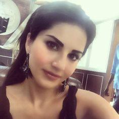 Sunny Leone Selfie from the set of @KKLHtheFilm fun stuff!!. Pinned under Other Selfies