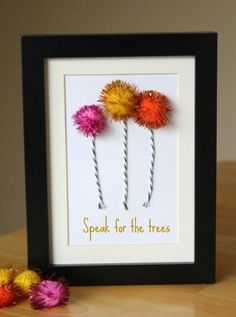 25 Dr. Seuss' The Lorax Craft Ideas