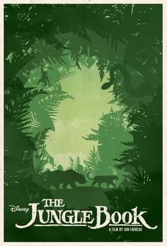The Jungle Book (2016) [+] (C)