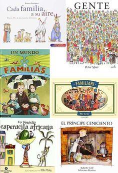 Recopilación de libros infantiles sobre la pluralidad de las personas. Social Thinking, Conte, Childrens Books, Homeschool, Language, Love You, Parenting, Education, Comics