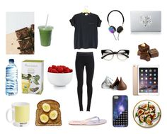 """""""Relax day 2"""" by cute-but-psycho-xoxo ❤ liked on Polyvore featuring W2 Products, NIKE, Tkees, The Cellar, Frends, Godiva and Hershey's"""