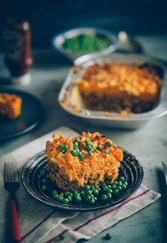 Shepherd's Pie with a Sweet Potato Topping (take out milk & cheese for #paleo version)