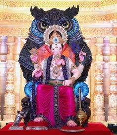 || गणपति बाप्पा मोरया || Jai Ganesh, Ganesh Lord, Ganesh Idol, Shree Ganesh, Ganesh Ji Images, Ganesha Pictures, Android Wallpaper Girl, Ganesh Chaturthi Photos, Ganpati Bappa Wallpapers