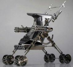 Na Zha Gun Stroller - Shi Jinsong