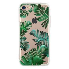08319780dd Patterned iPhone Cases by Limited Necessities Palm Tree Leaves, Palm Trees,  Cell Phone Cases