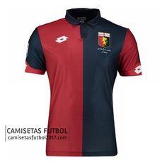 6c03f189a5b68 Primera camiseta tailandia del Genoa 2016 2017