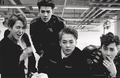 exo Baekhyun, Sehun, Xiumin, Suho Call Me Baby Exo Xiumin, Exo K, Drama, Kim Minseok, Xiuchen, Bts And Exo, Exo Members, Kpop, Vixx
