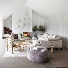 White Scandi-style living room