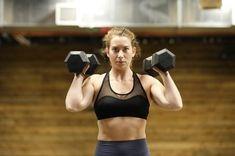 The 5 Best Full-Body Dumbbell Exercises   Livestrong.com