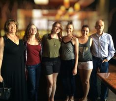 PF Changs, after Brides Maid dress shopping at Summit Mall in Fairlawn. July 26, 2014