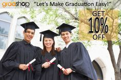 We offer one of the best deals for our grads! Shop Now!