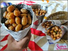 Peanut Sundal(Verkadalai Sundal)   Subbus Kitchen
