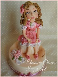 A sweet doll
