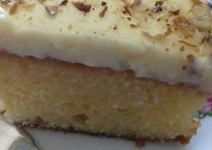 Greek Sweets, Greek Recipes, Cheesecake, Deserts, Pudding, Food, Photography, Recipes, Bakken