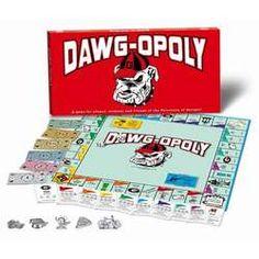 University of Georgia Monopoly Game