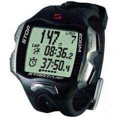Pulsómetro para correr running Sigma Sport RC MOVE negro