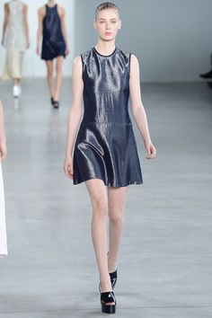 Calvin Klein Collection Spring 2015 Ready-to-Wear - Collection - Gallery - Look 14 - Style.com
