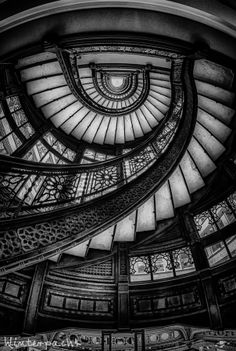 Stairway to Heaven by Raf Winterpacht on 500px