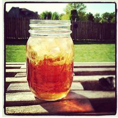 #360 peach Vodka in sweet tea