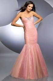 Shop for long prom dresses and formal evening gowns at Simply Dresses. Short casual graduation party dresses and long designer pageant gowns. Peach Prom Dresses, Prom Dress 2014, Sequin Evening Dresses, Homecoming Dresses, Strapless Dress Formal, Bridesmaid Dresses, Pink Dress, Prom Gowns, Quinceanera Dresses