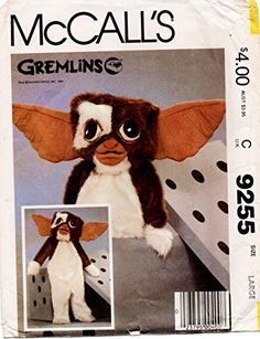 Costume Patterns, Sewing Patterns, Gremlins Costume, Amazon Art, Sewing Stores, Sewing Crafts, Teddy Bear, Costumes, Children