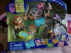 New in box. In excellent condition CUTE :D Lps Sets, Little Pet Shop, Adventure Quotes, Post Card, Your Pet, Lily, Dolls, Mom, Space