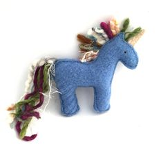 Your place to buy and sell all things handmade Wool Sweaters, Dinosaur Stuffed Animal, Unicorn, Recycling, Plush, Felt, Trending Outfits, Toys, Handmade Gifts